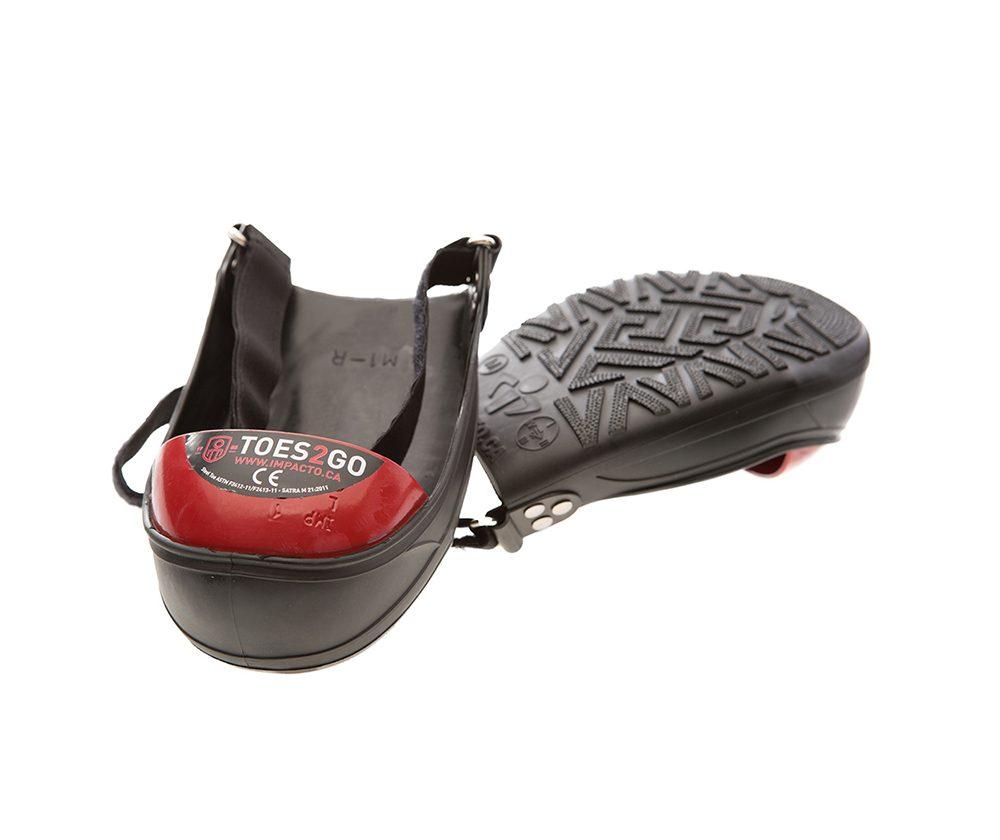 Toes2Go Steel Toe Cap | Impacto
